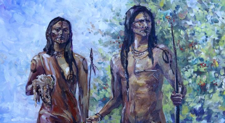 Karankawas: Reexamining Texas Gulf Coast Cannibalism HonorsThesis